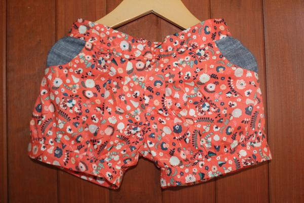 Fancy on the Farm - shorts only - 3T RTS