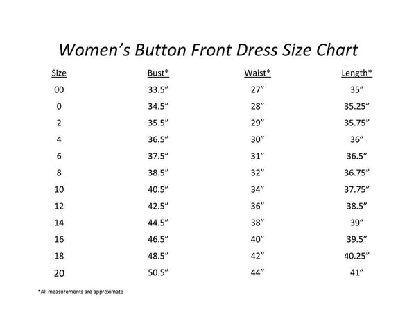 Star Student - Women's Button Front Dress