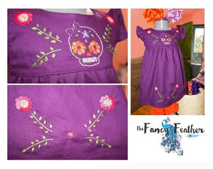 Sugar Skull Tunic - Past Autumn Releases