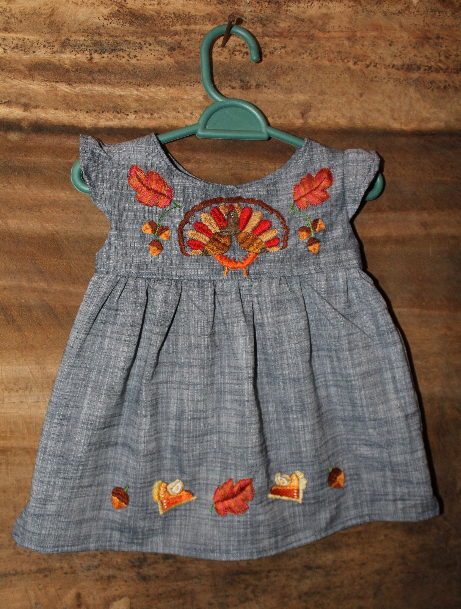 Thanksgiving Tunic - Past Autumn Releases