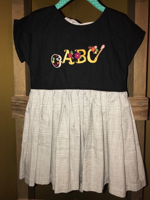 ABC Dress - Size 5