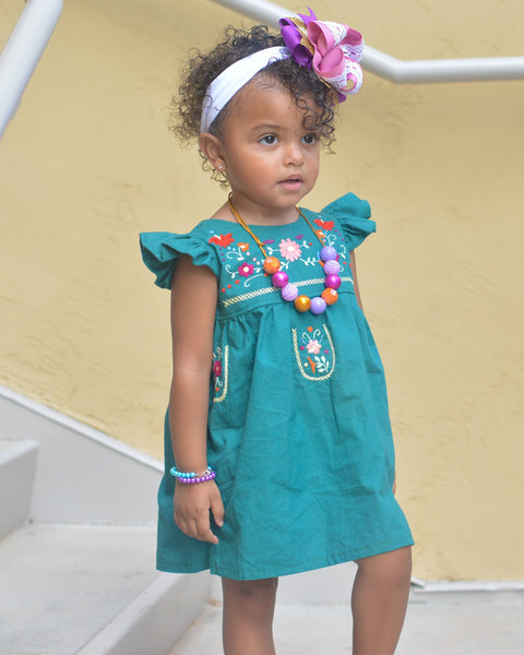 """Fancy Heritage 3.0"" - Tunic - (Sizes 3m-5T)"