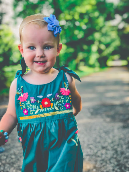 """Fancy Heritage 3.0"" - Romper - (Sizes 4T - 8)"