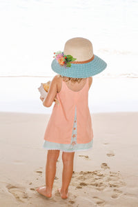 Seashells & Starfish - Size 4T - Year End Sale - RTS