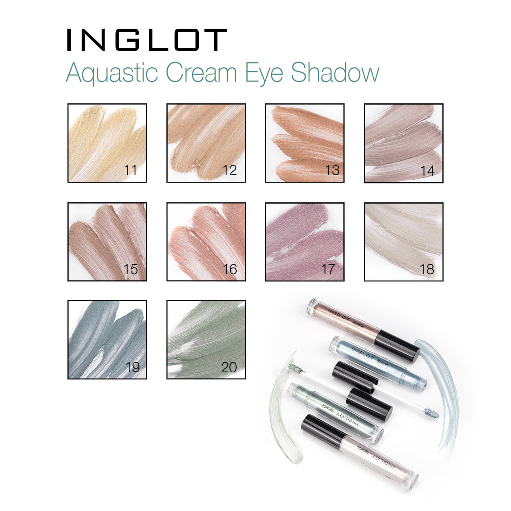 Aquastic Cream Eye shadow