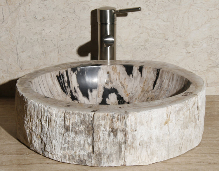 3 Reasons to Get a Petrified Wood Sink