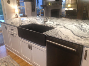 Clearing your kitchen sink is easy!