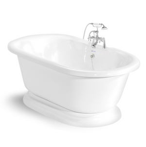 A Bathtub Matters! Tips on Choosing the Right One.