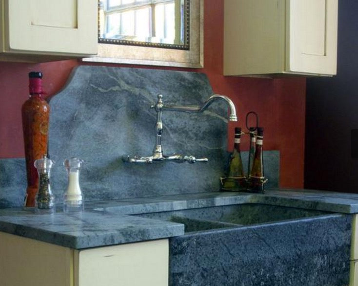 Soapstone Sinks-Our Top Reasons to Love them - Rustic Sinks