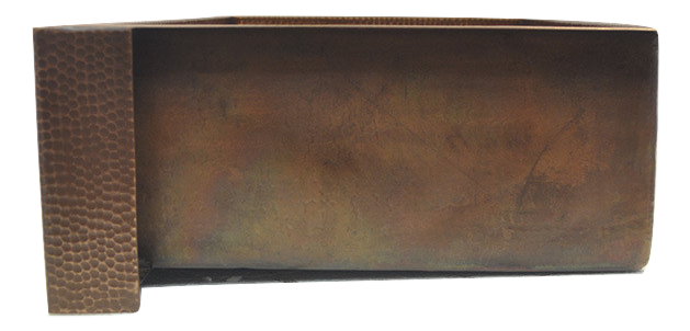 Classic Copper Single Bowl Farmhouse Sink