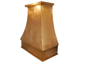 "42"" Copper Range Hood"