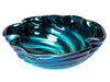 Carribean Wave Glass Vessel Sink