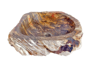 Petrified Wood Sink