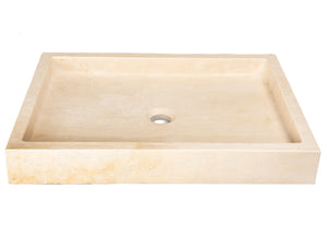 Rectangular Vessel Sink