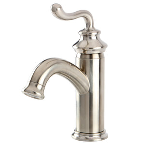Royale Single Handle Monoblock Lavatory Faucet