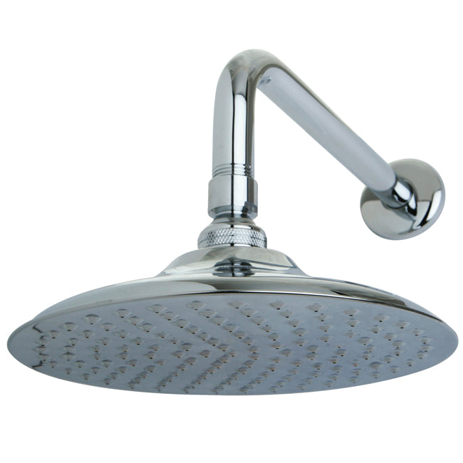 Victorian 8″ Shower Head With 12″ Shower Arm Combo