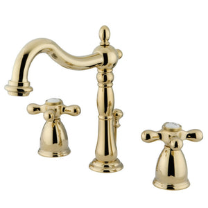 Two Handle Deckmount Lavatory Faucet