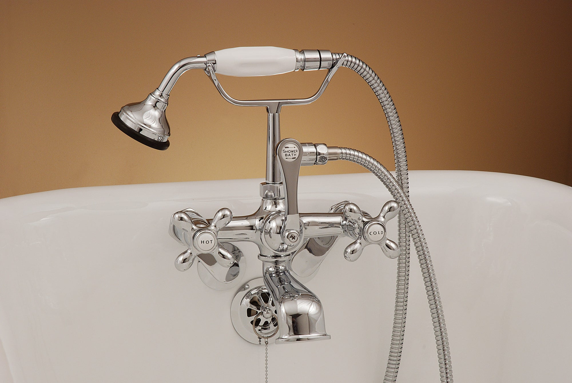 Thames British Telephone Tub Faucet