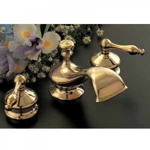 Thames Widespread Lavatory Faucet w/Lever Handles