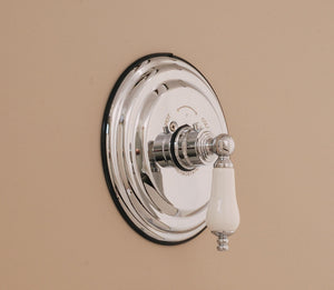 Thermostatic Shower Control/Volume Valves with Ceramic Lever Handles
