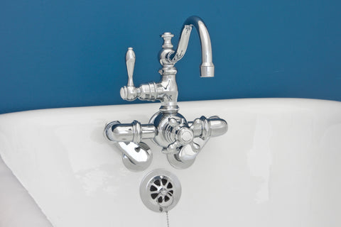 Thermostatic Arch Spout Tub Filler
