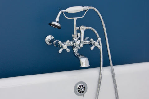 Wall Mount Telephone Faucet