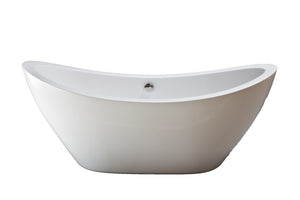 "The Seneca 65"" Acrylic Tub"