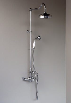 CALGreen Compliant Exposed Thermostatic Shower