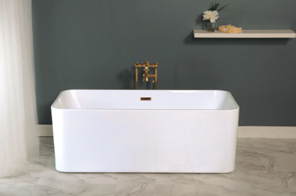 "The St. Claire 60"" Acrylic Tub"