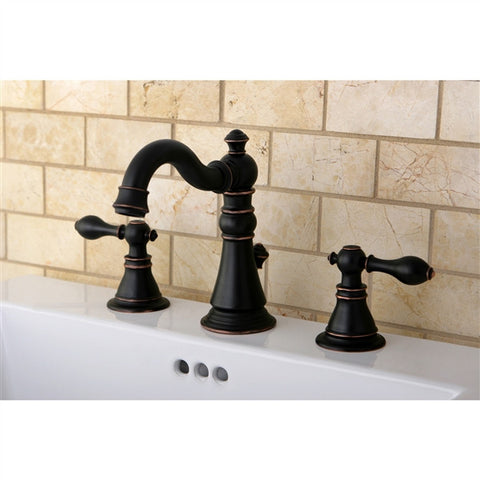 Two Handle Widespread Lavatory Faucet