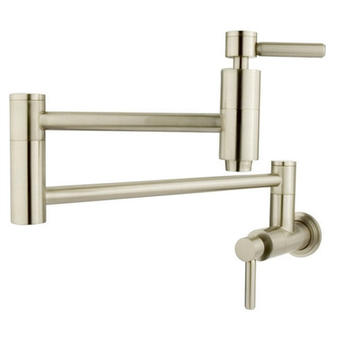 Modern Wall Mount Pot Filler Faucet
