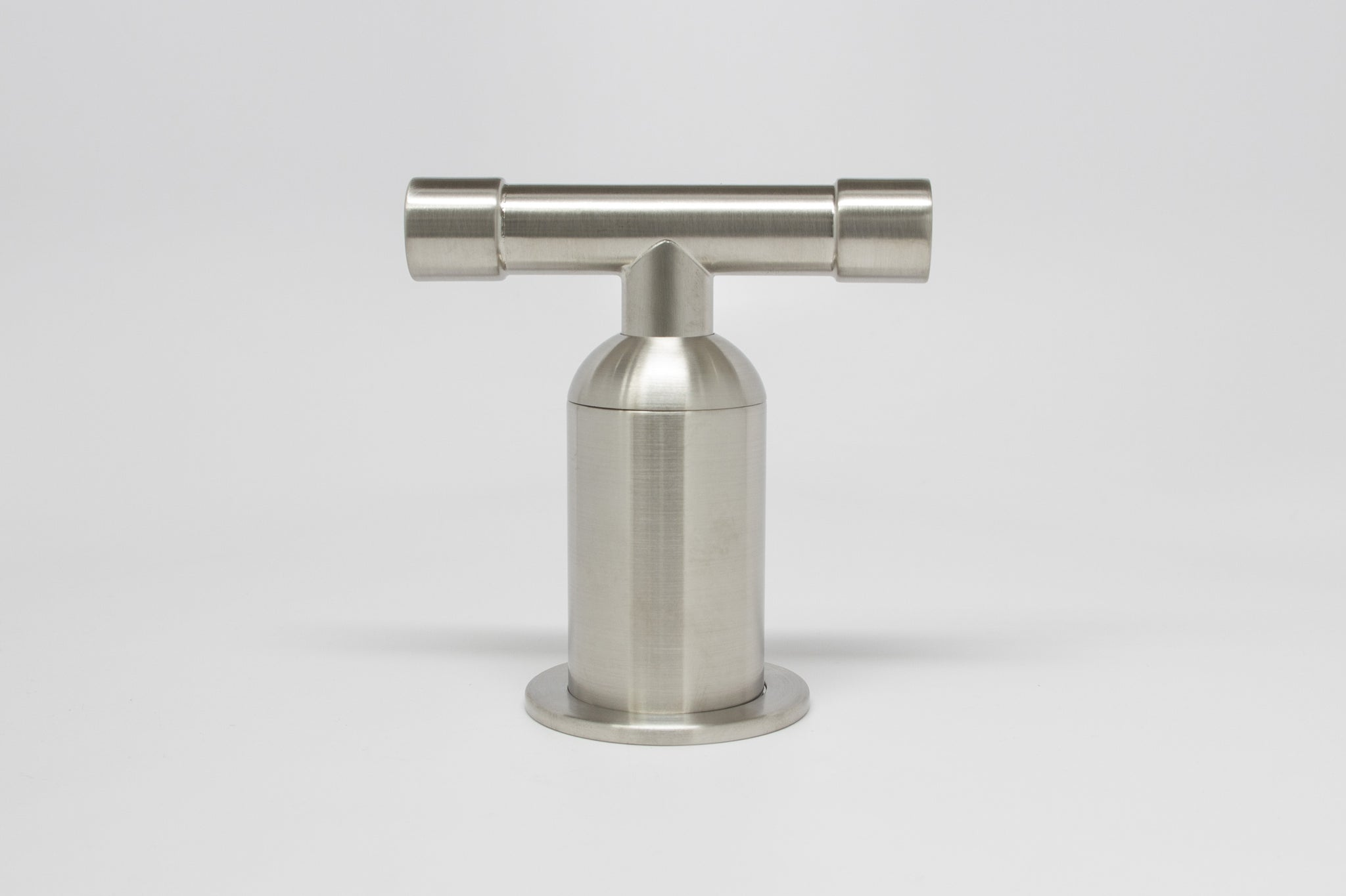 Tall Lavatory Faucet with Elbow Spout