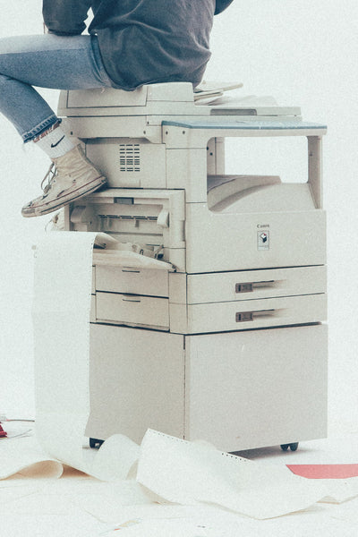 Madbury Xerox 4000 Machine
