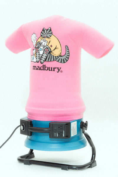 "Madbury ""Heavyweights"" T-Shirt"