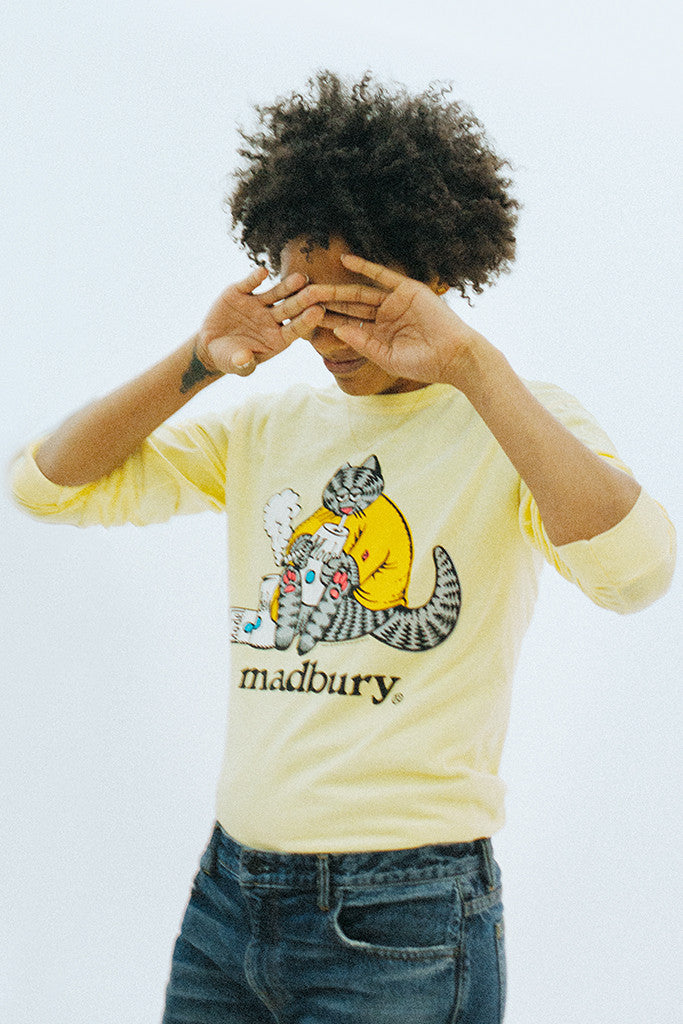 "Madbury ""Heavyweights"" Longsleeve Shirt"