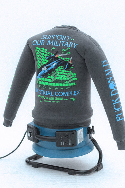 Military Industrial Longsleeve Shirt