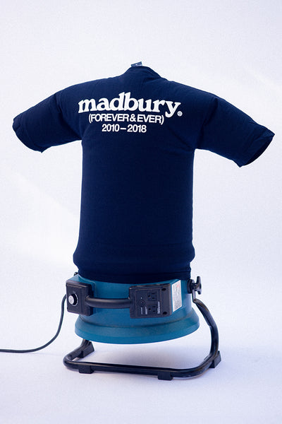Madbury Forever T-Shirt Local Navy