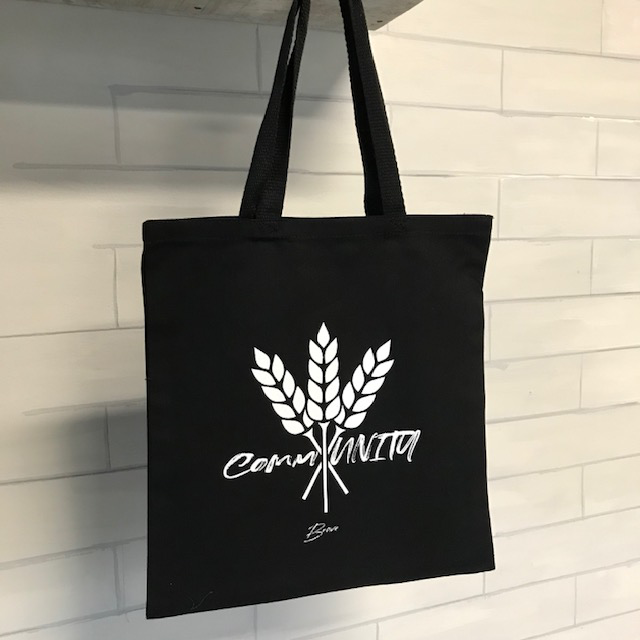 commUNITY Tote Bag - Black
