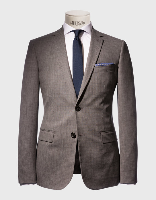 ANZUG EXTRA SLIM FIT. GRAU| COLLECTION 19-18