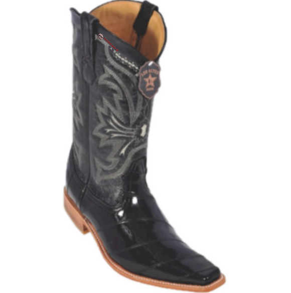 Men's Los Altos EEL Boots Versace Square Toe