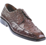 Men's Los Altos Ostrich Dress Shoes