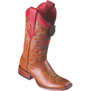 Women's Los Altos Vergel Boots Wide Square Toe