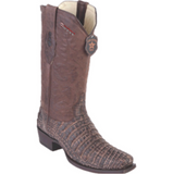 Men's Los Altos Caiman Belly Boots 7 Toe