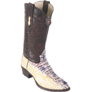 Men's Los Altos Caiman Hornback Boots J Toe