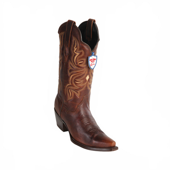 Women's Wild West Rage Boots Snip Toe