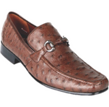 Men's Los Altos Ostrich Loafers