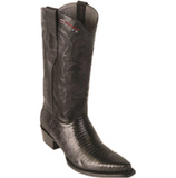 Men's Los Altos Teju Lizard Boots Snip Toe