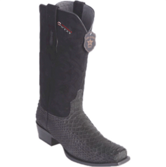 Men's Los Altos Python Boots 7 Toe