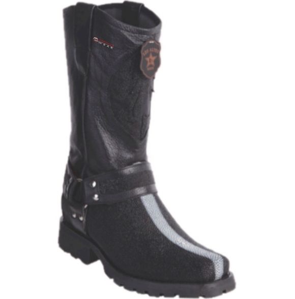 Men's Los Altos Stingray (Rowstone) Biker Boots