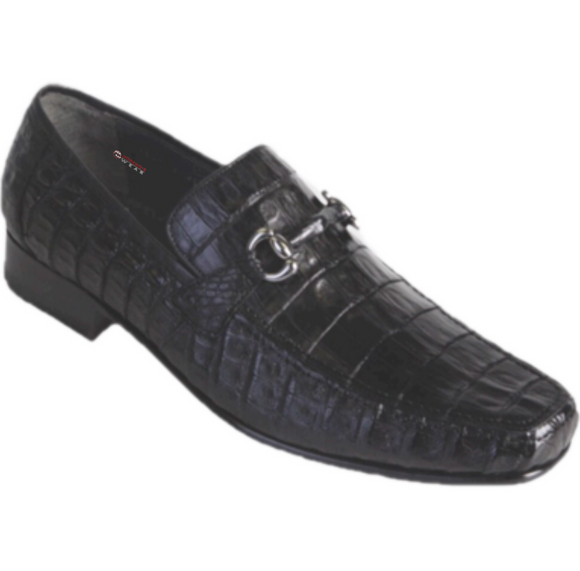 Men's Los Altos Caiman Belly Loafers